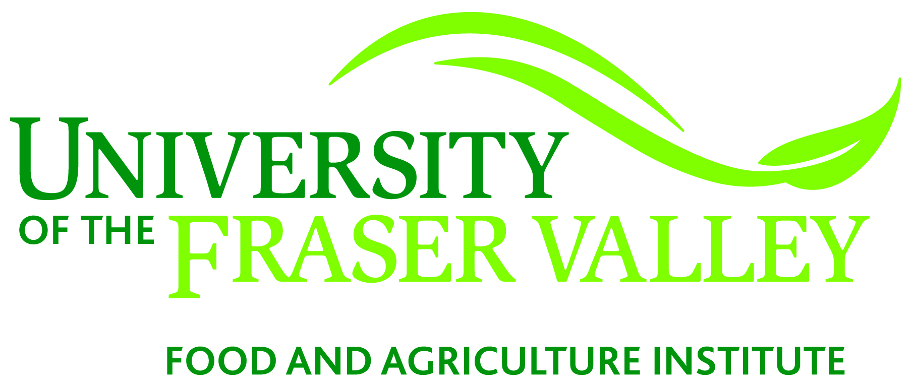 UFV Food and Agriculture Institute logo